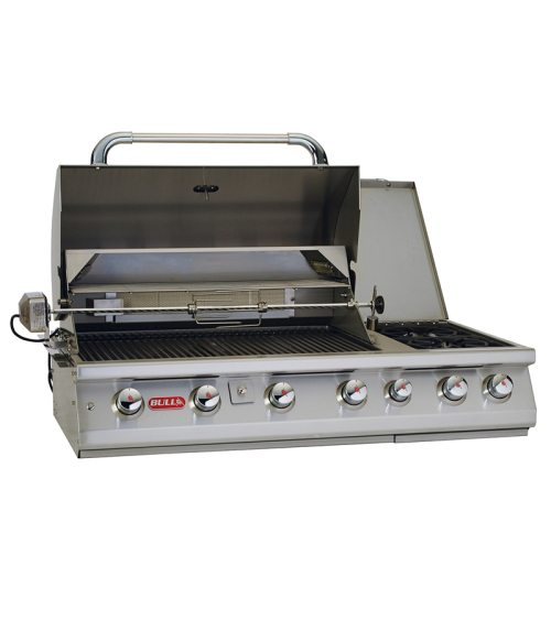 7 Burner Premium Drop-In Grill Head