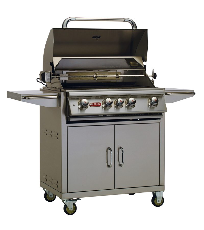 bbq grill cart angus complete grill cart