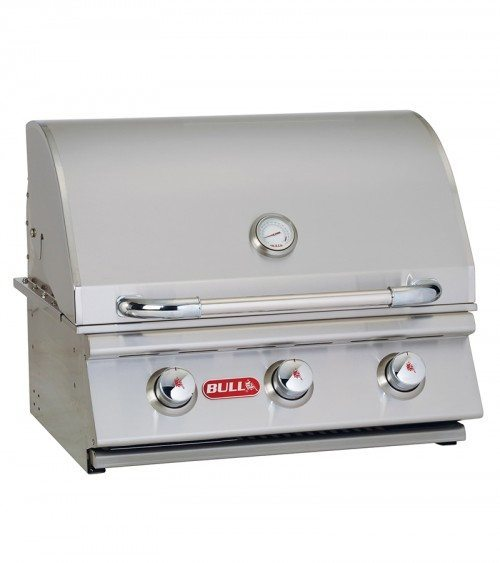 Steer Premium Drop-In Grill Head