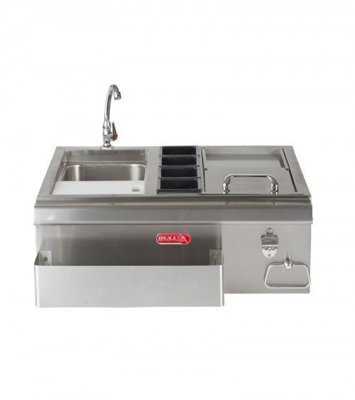 3o in bar caddy with sink