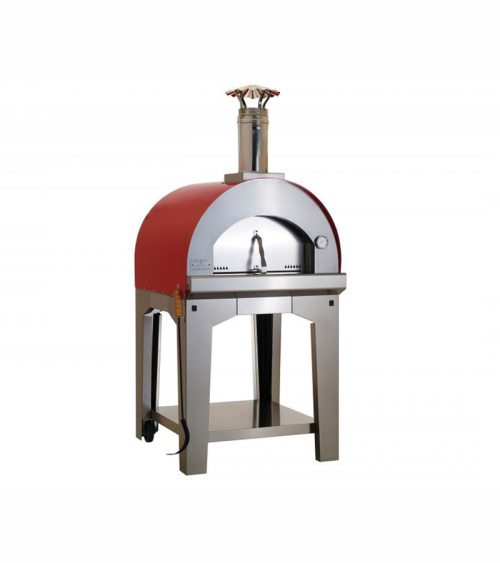 Pizza Oven Cart