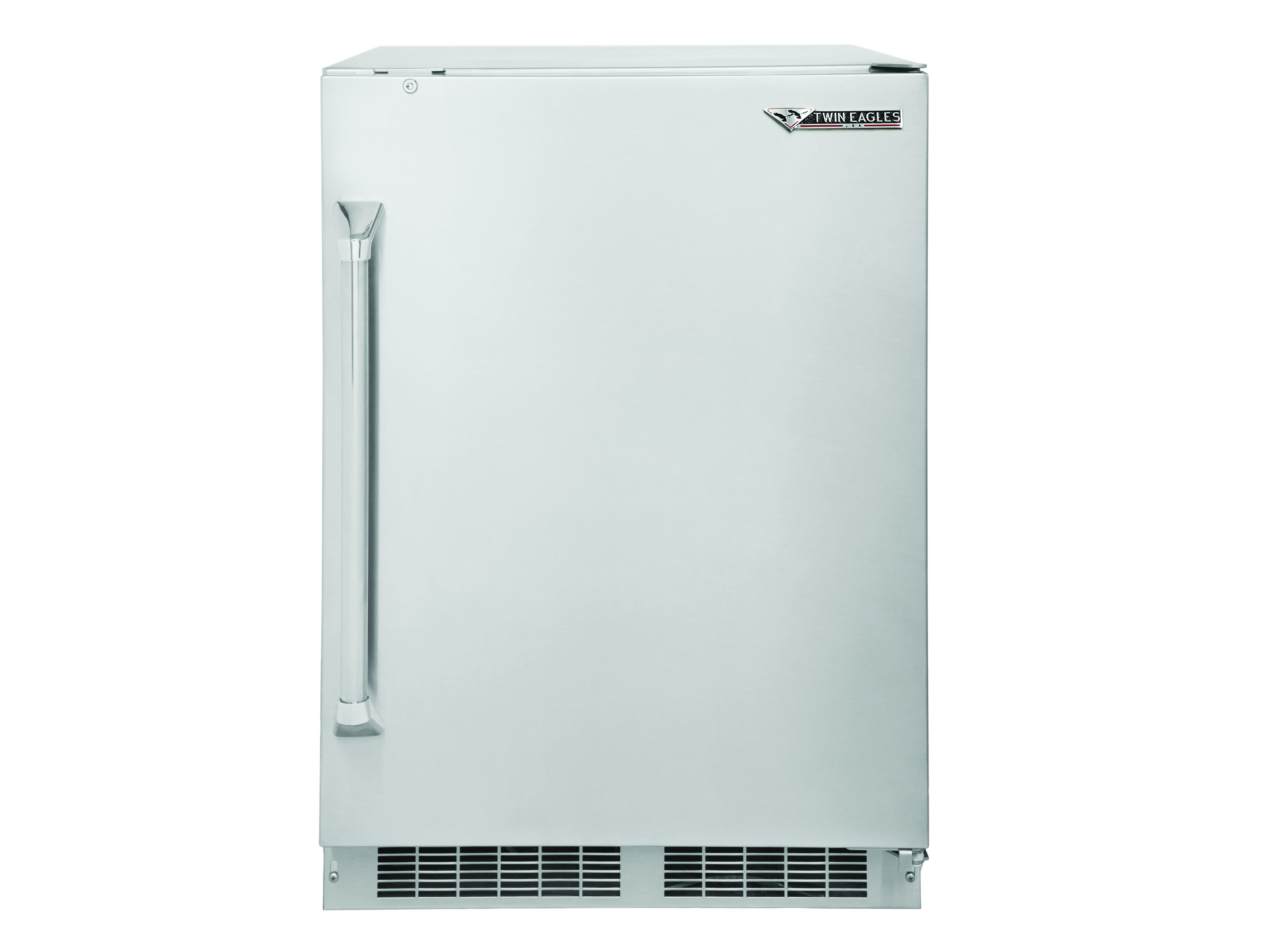 Twin Eagles 24 Outdoor Refrigerator With Lock