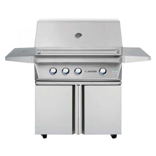 Twin Eagles 36 Grill Base Double Doors